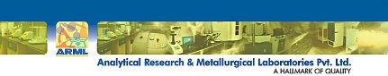 Analytical Research & Metallurgical Laboratories Private Limited (ARML)