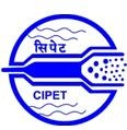 Central Institute of Plastics Engineering and Technology (CIPET) ,Ahemdabad